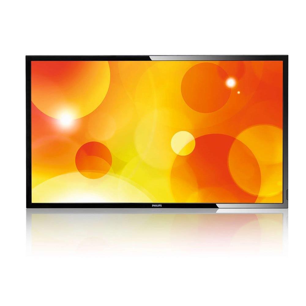 Monitor Philips 54,6 pollici LED per segnaletica digitale DisplayPort HDMI VGA foto 2