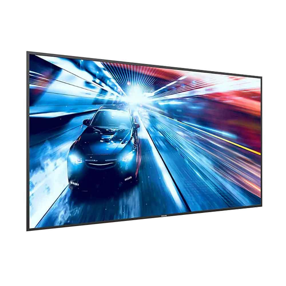 Monitor Philips 54,6 pollici LED per segnaletica digitale DisplayPort HDMI VGA foto 3
