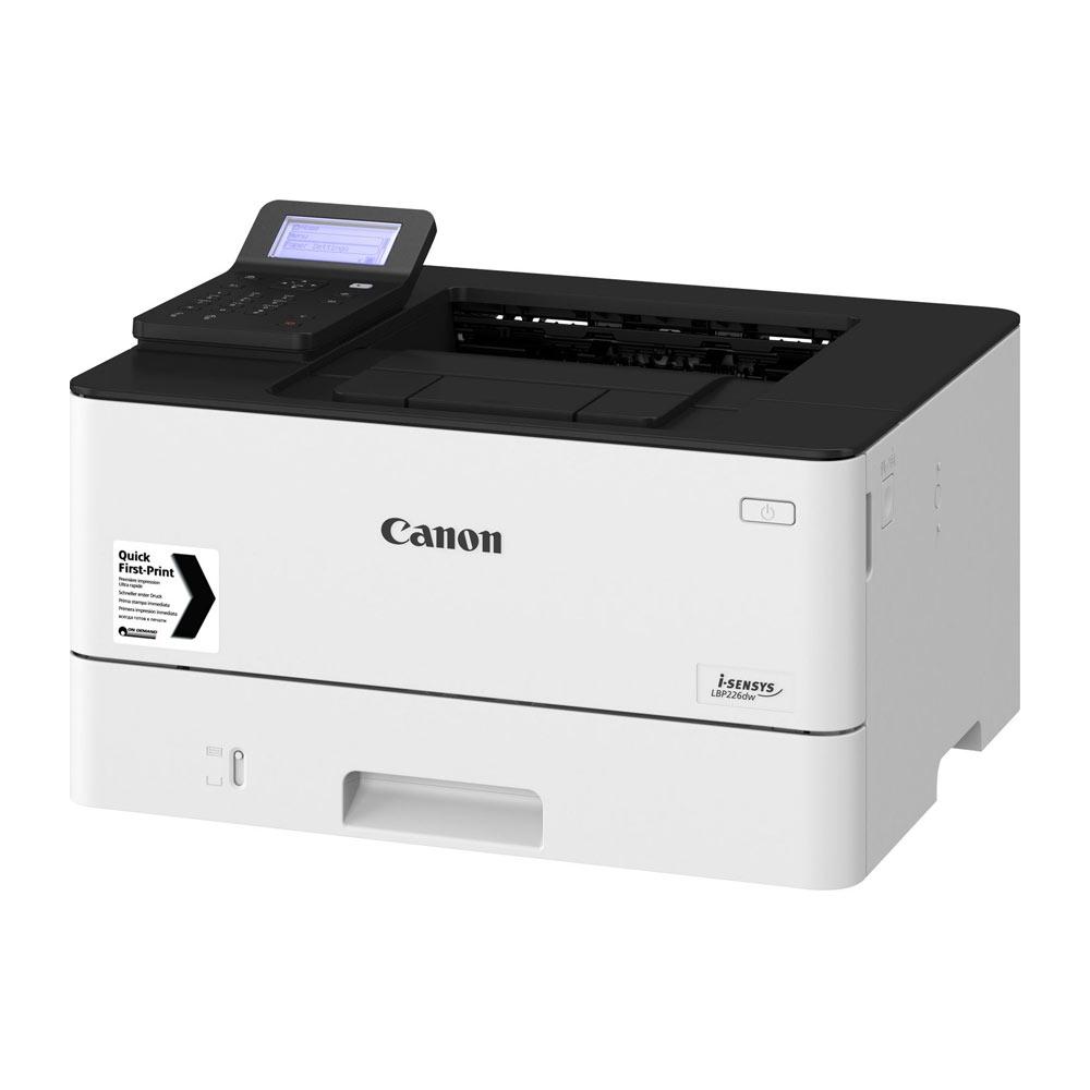 Stampante laser Canon i-SENSYS fronte-retro automatico Wi-Fi LBP226DW foto 4
