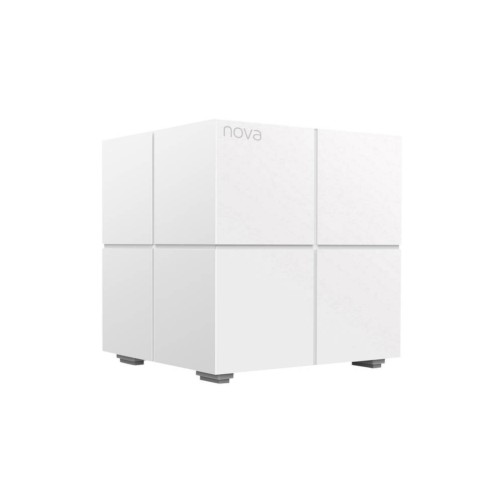 Router Tenda Nova MW6 3 ripetitori 500mq Wireless Dual Band sistema MESH Wi-Fi foto 2