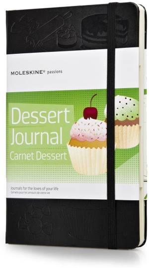 Moleskine taccuino passion journal dessert