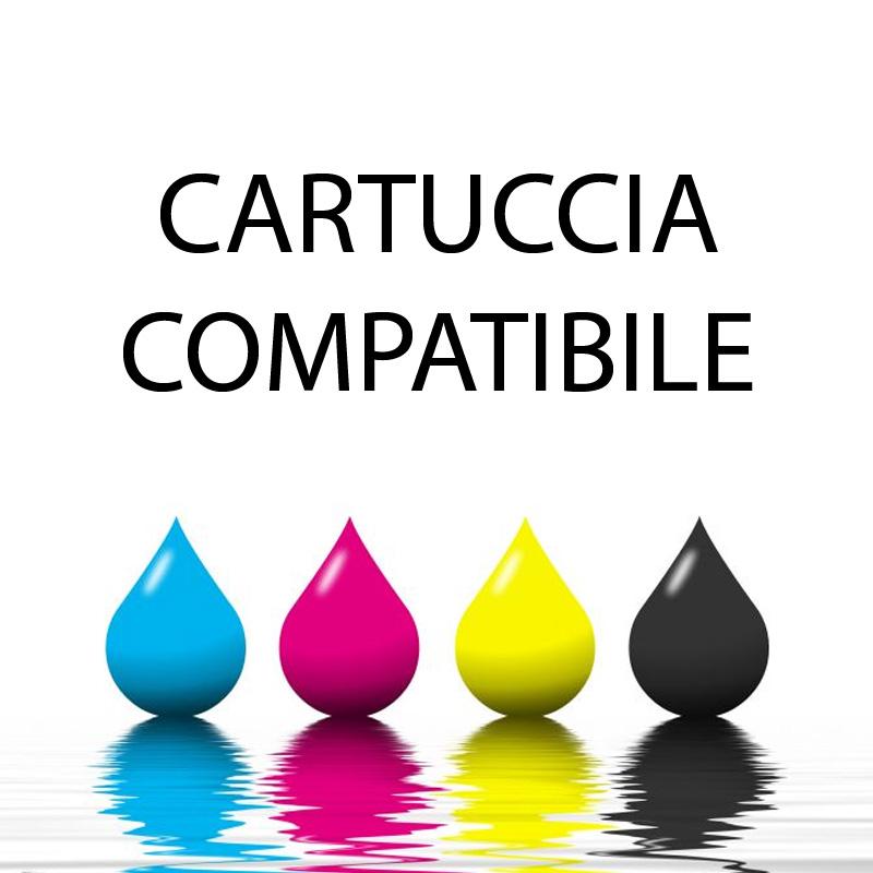 CARTUCCIA COMPATIBILE BROTHER  LC121 - 123 MAGENTA foto 2